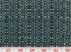 Jackie O CL Dark Denim Upholstery Fabric by Covington