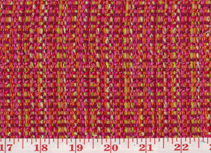 Jackie O CL Fruit Punch Upholstery Fabric by Covington