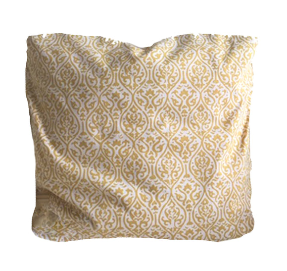 Jali Handprint CL Sun (Laura & Kiran) Decorative Pillow Cover
