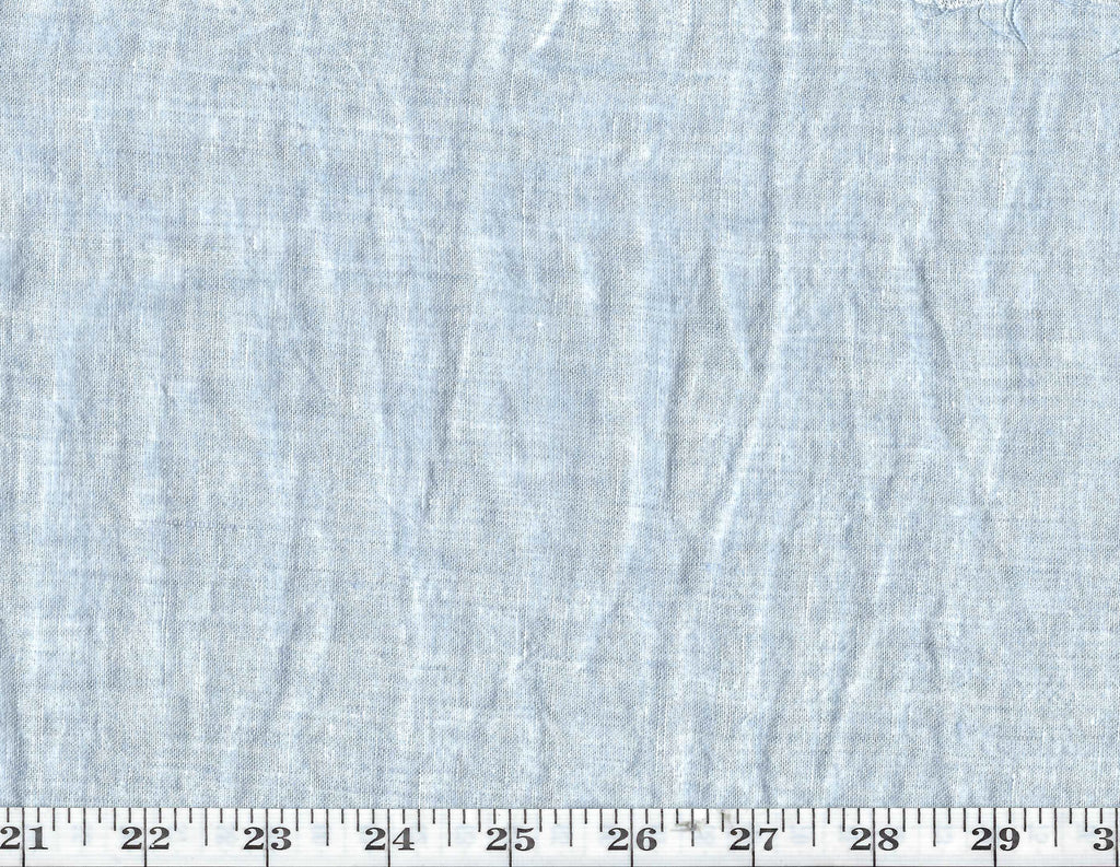 "Jetty Sheer CL Breeze 118"" Width Drapery Fabric by Ralph Lauren"