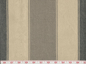Lama CL Black Taupe Upholstery Fabric by Sheldon and Barnett