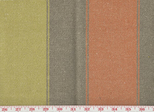 Lama CL Mellon - Lime Upholstery Fabric by Sheldon and Barnett