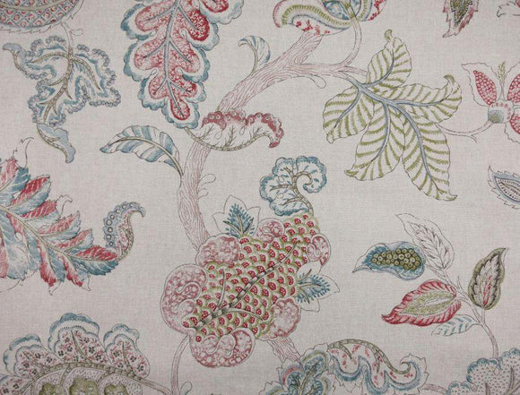 Lawrence CL Document Drapery Upholstery Fabric by  P Kaufmann
