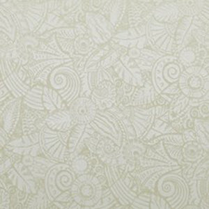 l'Oasis CL Cream Double Roll of Wallpaper by Ralph Lauren