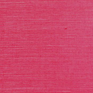Marin Weave CL Bright Pink Double Roll of Wallpaper by Ralph Lauren