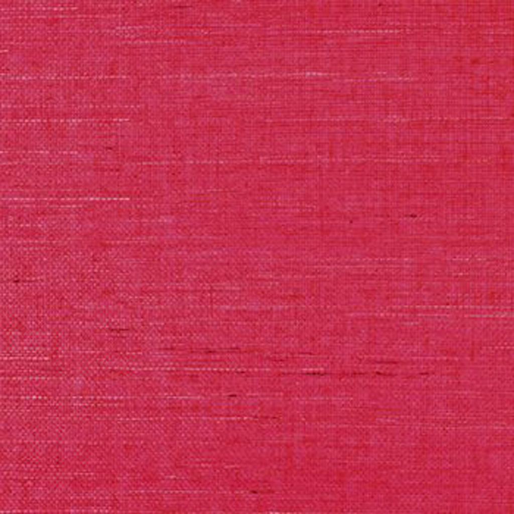 Marin Weave CL Fuschia Double Roll of Wallpaper by Ralph Lauren