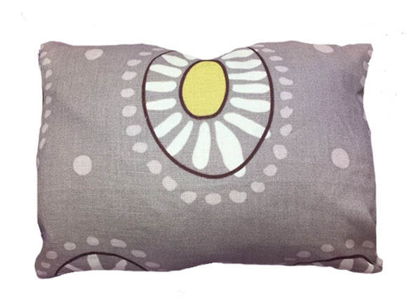 Marisol CL Gray (Clarence House) Decorative Pillow Cover