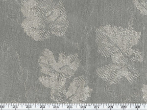 Marret Damask CL Grey Drapery Upholstery Fabric by Ralph Lauren