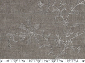 8 yards of Meadowland Embroidery CL Stone Wallpaper by Ralph Lauren
