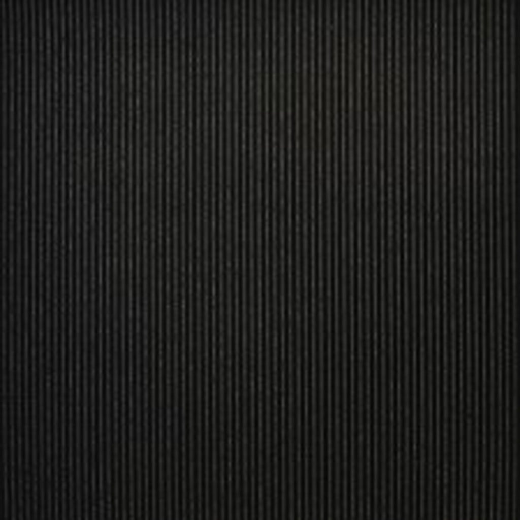Merchant Wool Stripe CL Black Drapery Upholstery Fabric by Ralph Lauren
