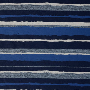 Mesa CL Indigo  Indoor -  Outdoor Upholstery Fabric by Bella Dura