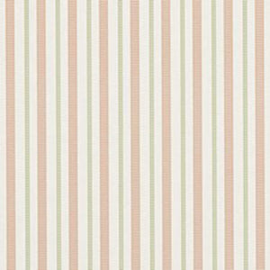 Mia Stripe CL Rose Double Roll of Wallpaper by Ralph Lauren