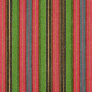 Moche Stripe CL Cactus Fruit Upholstery Fabric by Ralph Lauren