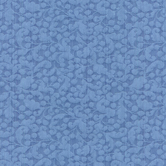 Muscari CL Bluejay Drapery Upholstery Fabric by PK Lifestyles
