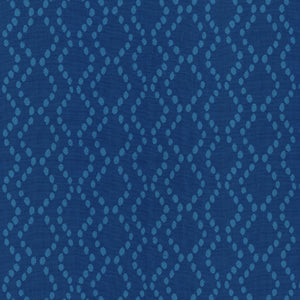 On Track CL Cobalt Drapery Upholstery Fabric by PK Lifestyles (Waverly)
