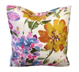 Paint Palette CL Punch (P Kaufmann) Decorative Pillow Cover