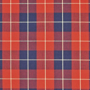 Palm Harbor Plaid CL Maasai Upholstery Fabric by Ralph Lauren