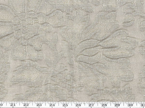Pleasant Harbor Damask CL Oyster Drapery Upholstery Fabric by Ralph Lauren