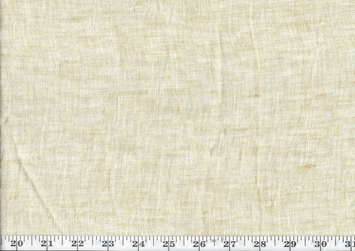 "Pomponio Sheer CL Wheat 122"" Width Drapery Fabric by Ralph Lauren"