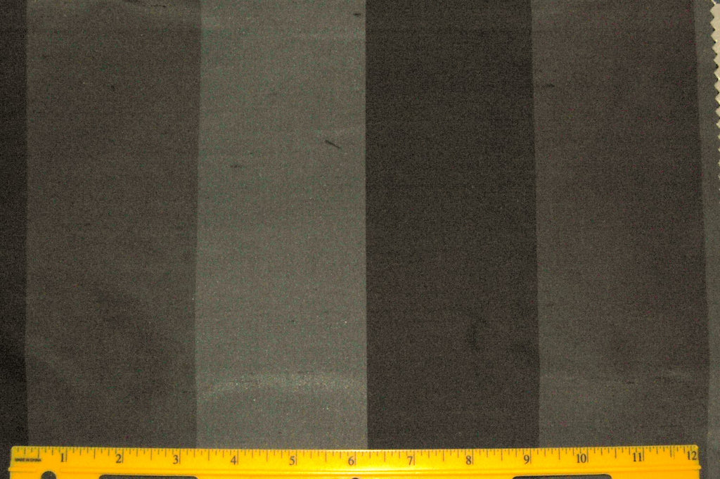 Poori CL Midnight Drapery Fabric by American Silk Mills
