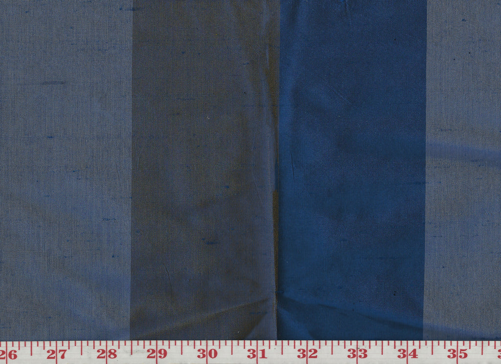 Poori CL Navy Drapery Fabric by American Silk Mills