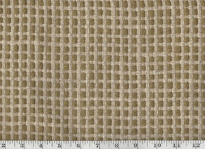 Protege Grid CL Toasted Almond Upholstery Fabric by Diversitex