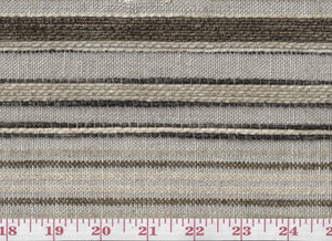 Pueblo Stripe CL Neutral Upholstery Fabric by Clarence House