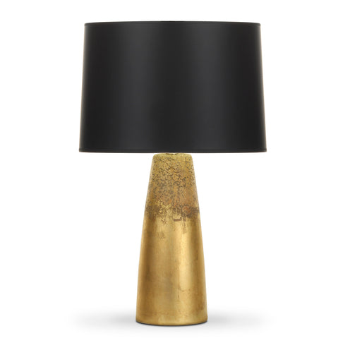 Victoria Table Lamp CL Gold Black by Curated Kravet