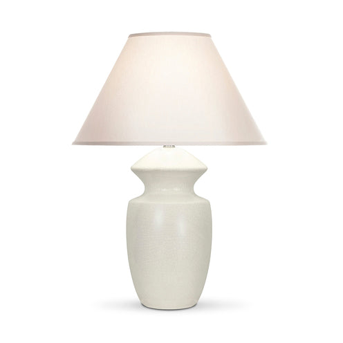 Eliana Table Lamp CL whtcrckl