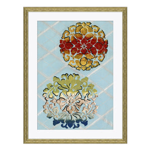 Medallions CL Multi by Curated Kravet