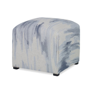 Siobhan Ottoman, Awash CL Water by Curated Kravet