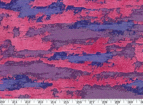 Raven CL Orchid Drapery Upholstery Fabric by DeLeo Textiles