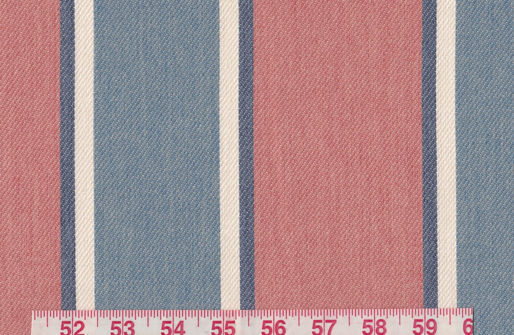 Sagaponeck Stripe CL Sunbaked Outdoor Upholstery Fabric by Ralph Lauren