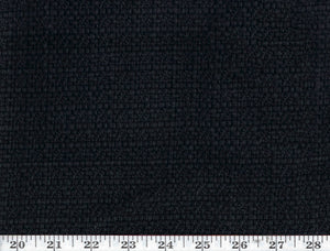 Seagrass Weave CL Black Upholstery Fabric by Ralph Lauren