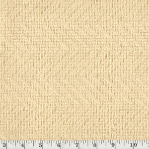 Serengeti Seagrass CL Straw Double Roll of Wallpaper by Ralph Lauren