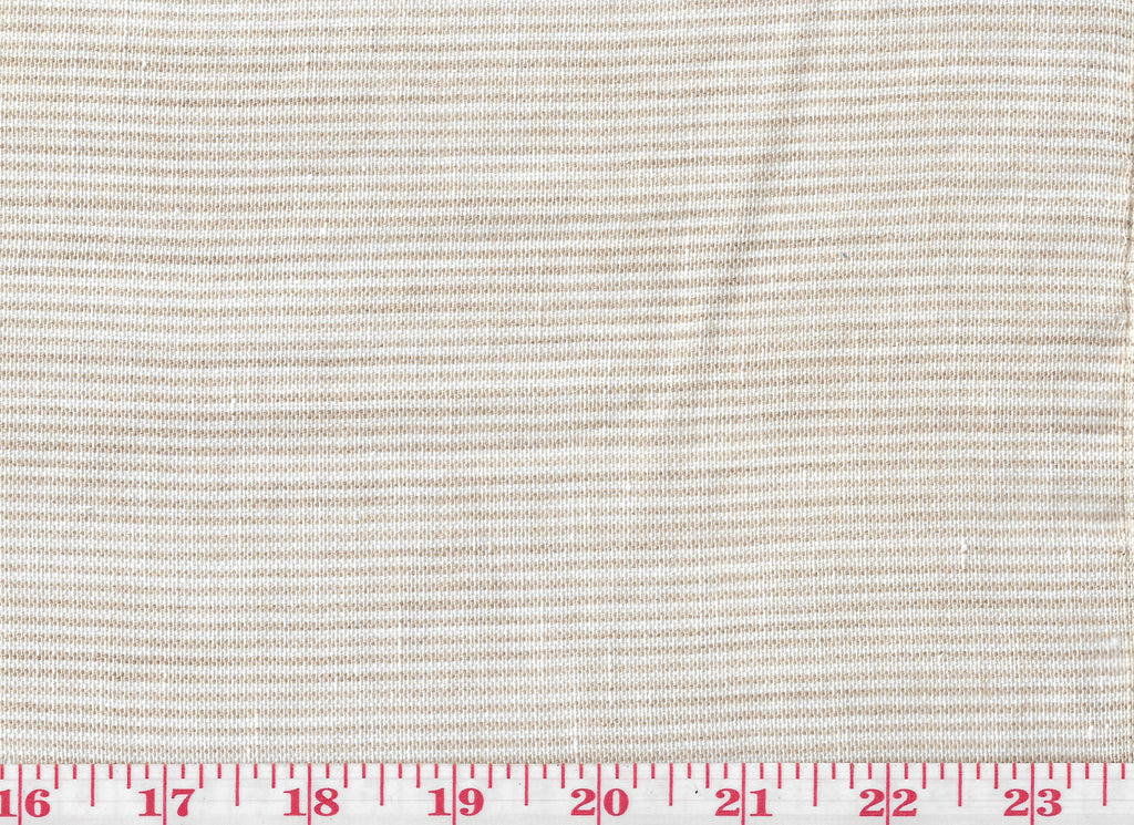 "Sergio CL Cream 130"" Width Drapery Fabric by Clarence House"
