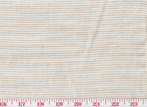 "Sergio CL Beige 130"" Width Drapery Fabric by Clarence House"