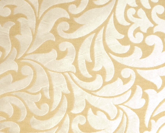 Spielberg CL Buttercream Drapery Upholstery Fabric by Fabricut