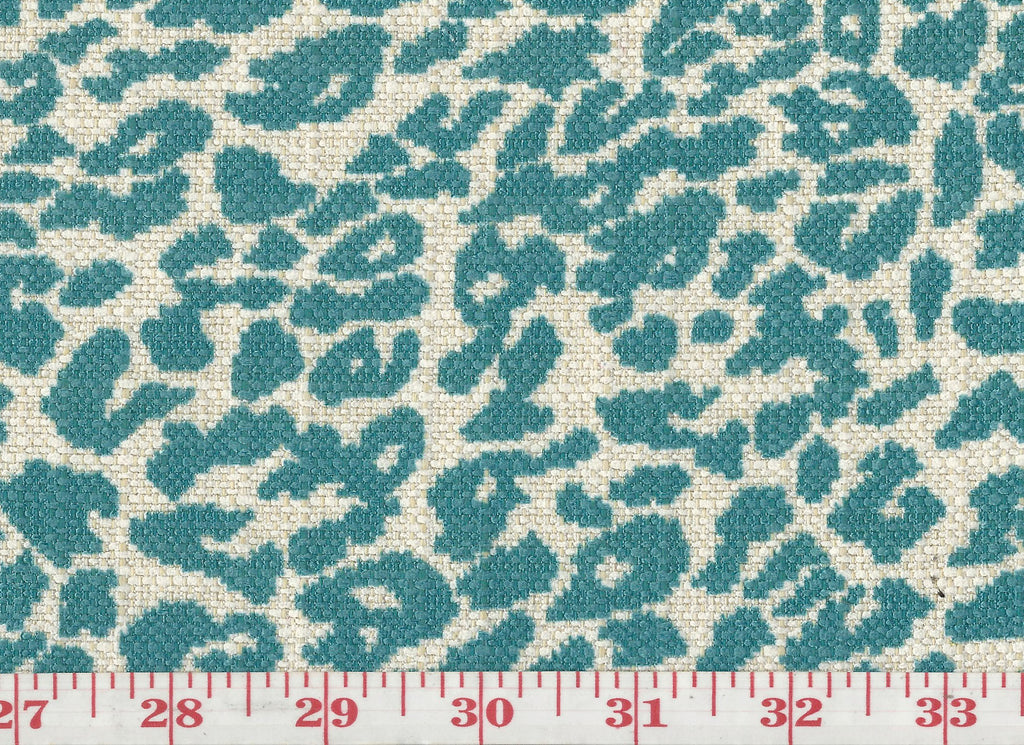 Spot-On CL Lagoon Upholstery Fabric by Sheldon and Barnett
