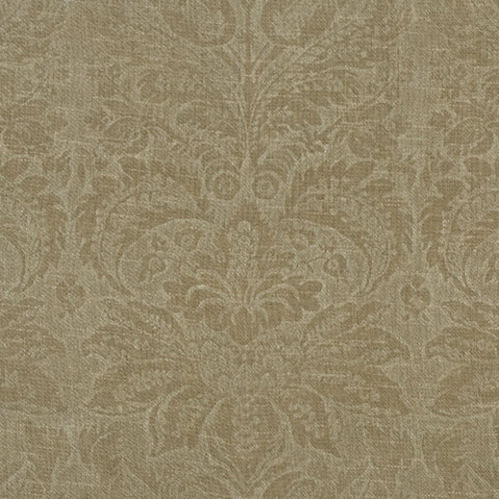 Stonehurst Damask CL Tarnished Drapery Upholstery Fabric by Ralph Lauren