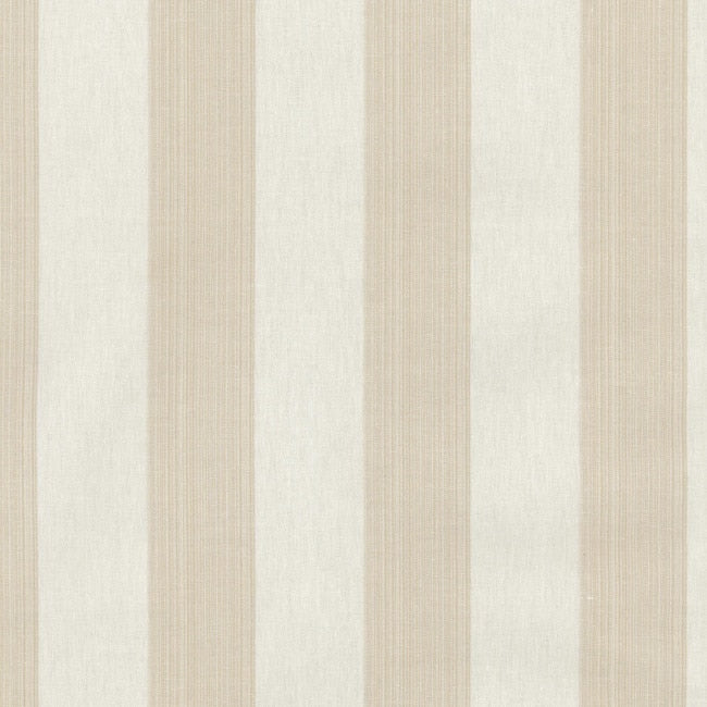 Stratford Stripe CL Linen Drapery Upholstery Fabric by PK Lifestyles (Waverly)