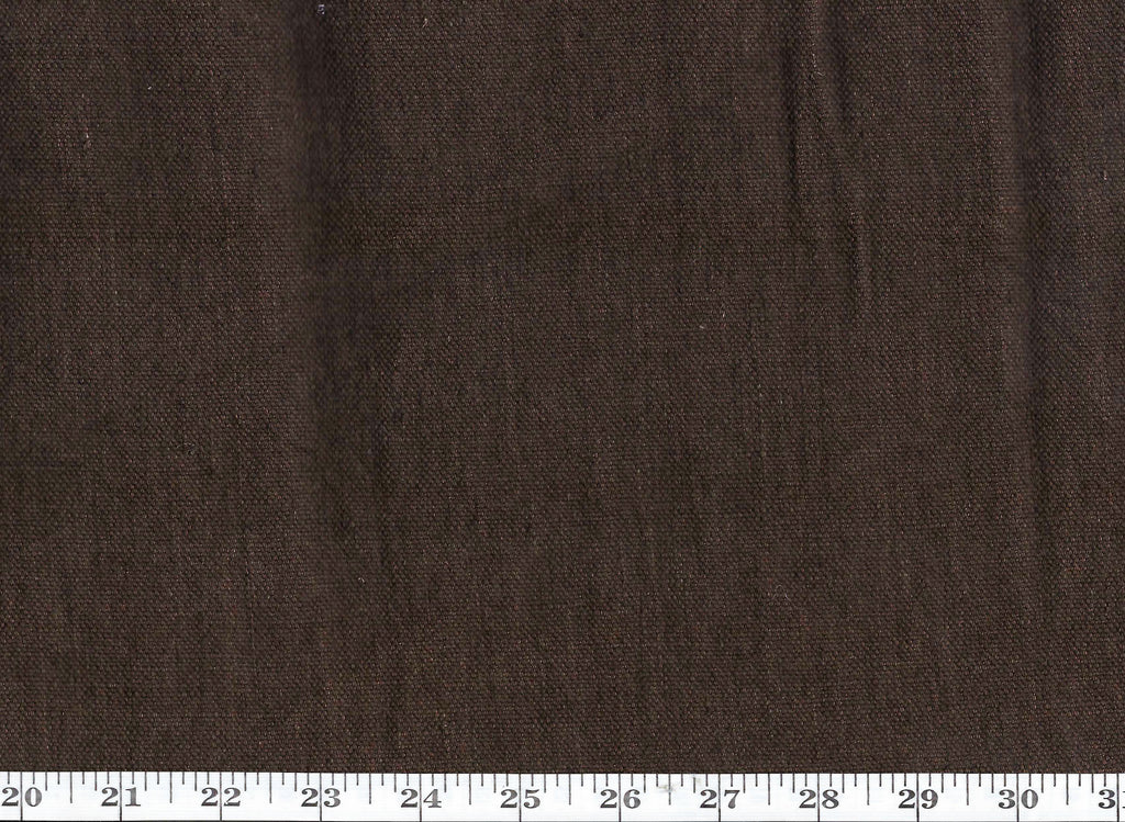 Studio Linen CL Walnut Drapery Upholstery Fabric by Ralph Lauren