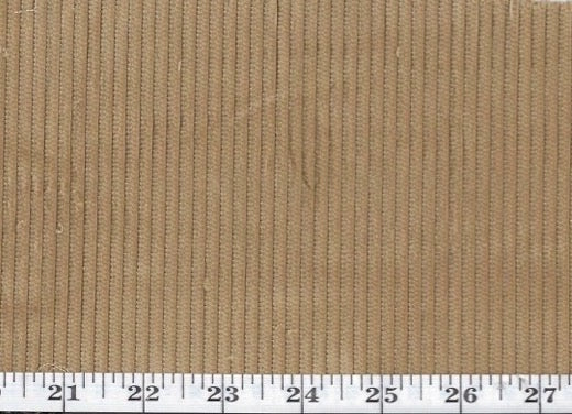 Tebury Corduroy CL Sandstone Upholstery Fabric by Ralph Lauren