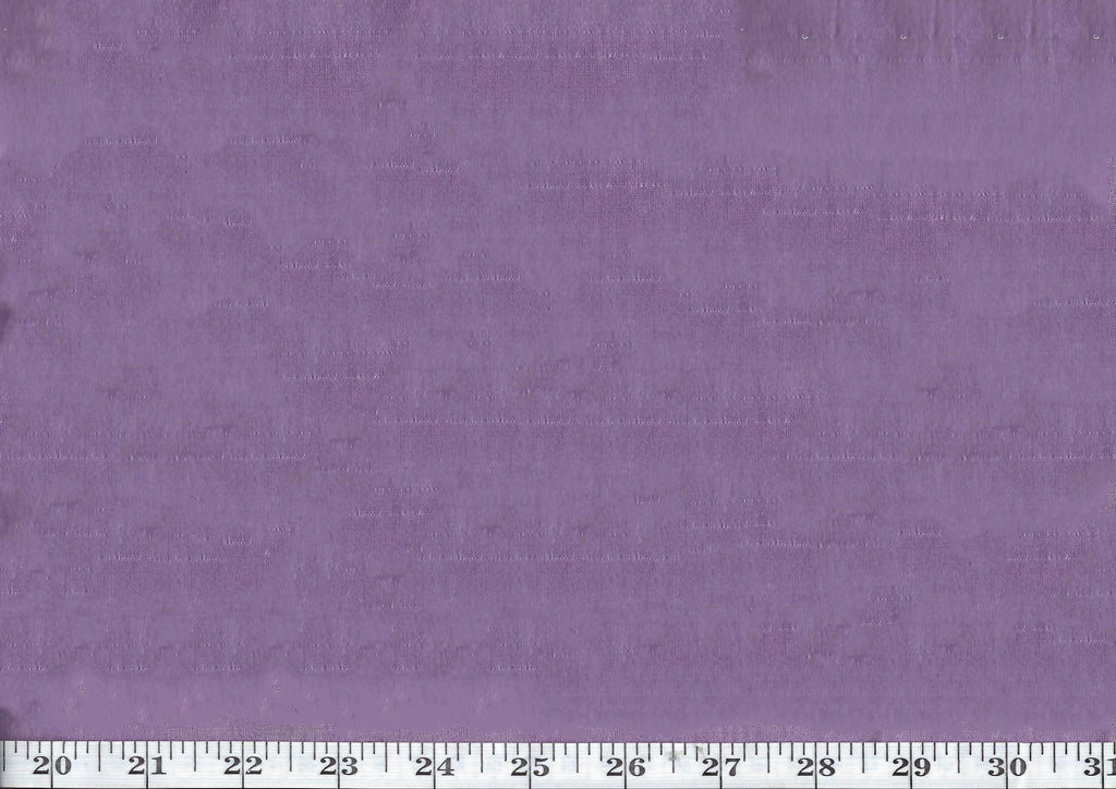 Tikka CL French Lilac Backed Silk Drapery Upholstery Fabric by American Silk Mills