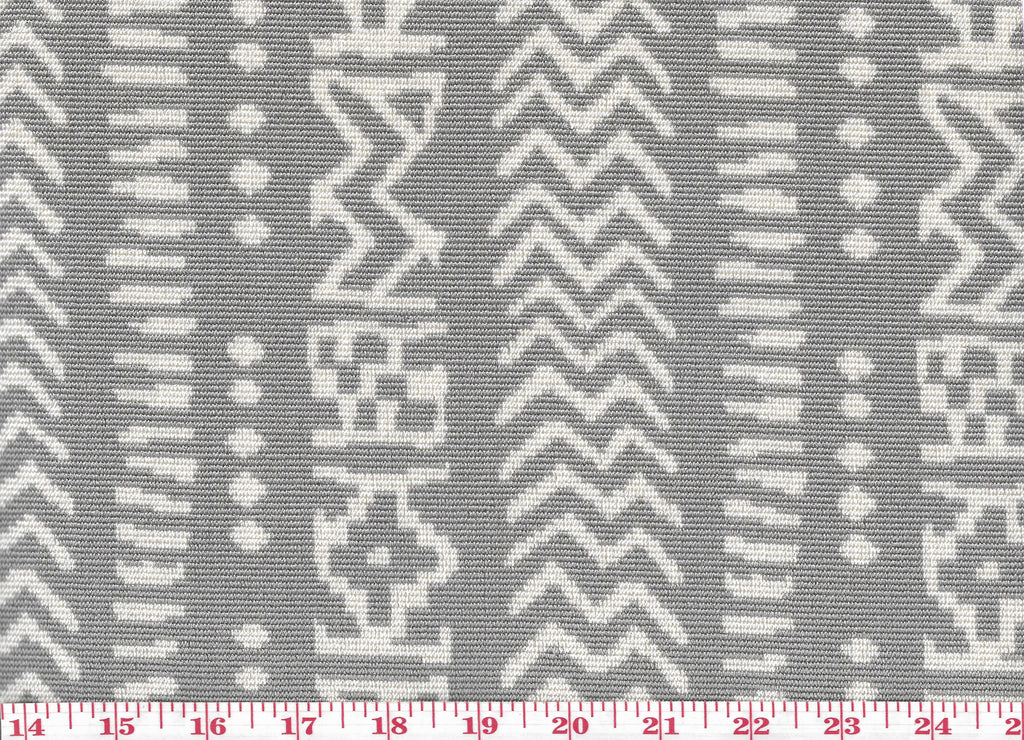Timbuktu CL Nickel Upholstery Fabric by Clarence House