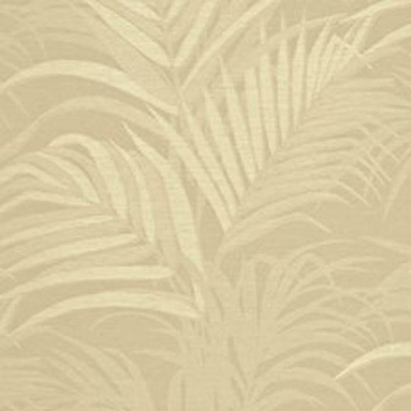 50 yards of Travelers Tree CL Gold Wallpaper  by Ralph Lauren