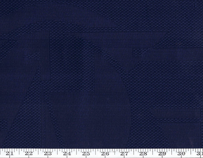 Vieux Port CL Navy Outdoor Upholstery Fabric by Ralph Lauren