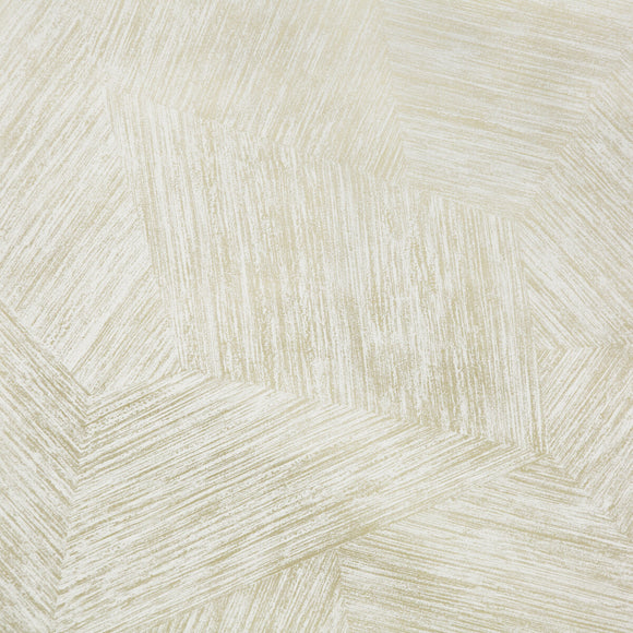 Forellino  CL Platinum  Double Roll of Wallpaper by Kravet