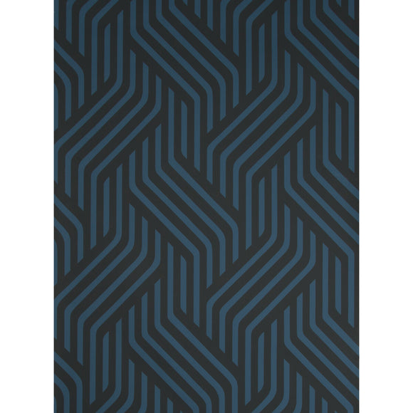 Proxmire CL Ink Double Roll of Wallpaper by Kravet