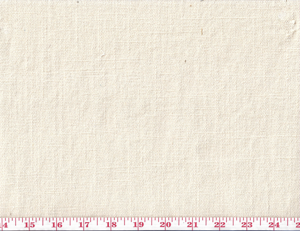 Weathered Linen CL Cream Upholstery Fabric by P Kaufmann